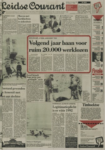Leidse Courant 1988-12-10