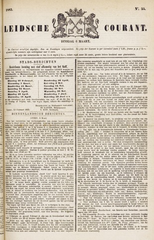 Leydse Courant 1883-03-06
