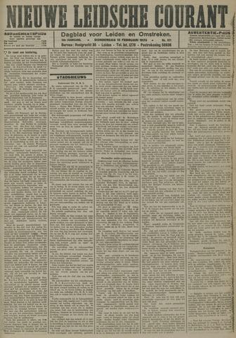 Nieuwe Leidsche Courant 1923-02-15
