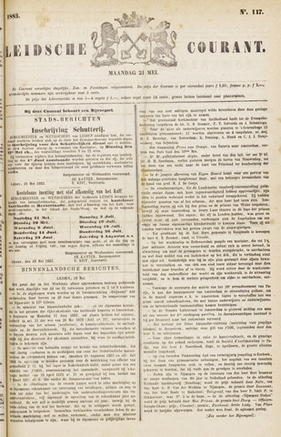Leydse Courant 1883-05-21