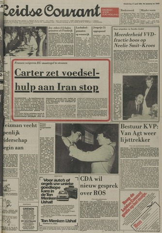 Leidse Courant 1980-04-17