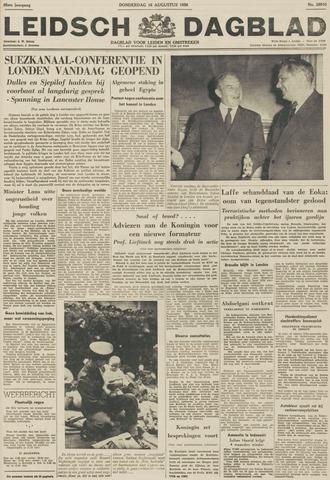 Leidsch Dagblad 1956-08-16