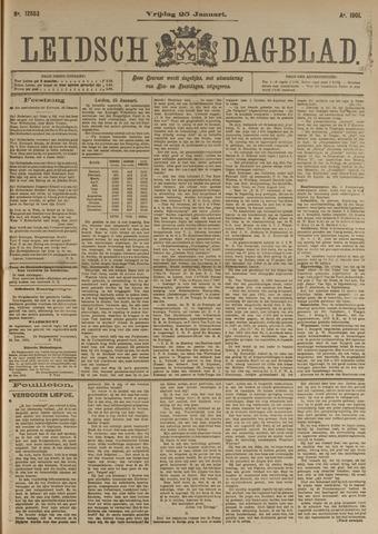 Leidsch Dagblad 1901-01-25