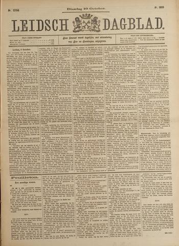 Leidsch Dagblad 1899-10-10