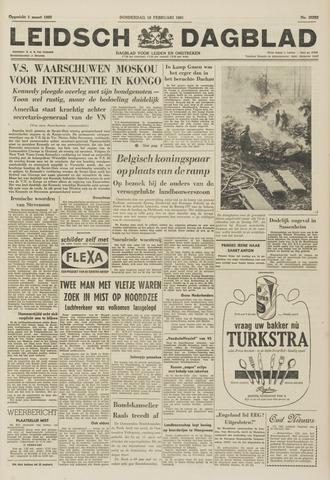 Leidsch Dagblad 1961-02-16