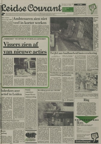Leidse Courant 1987-11-04