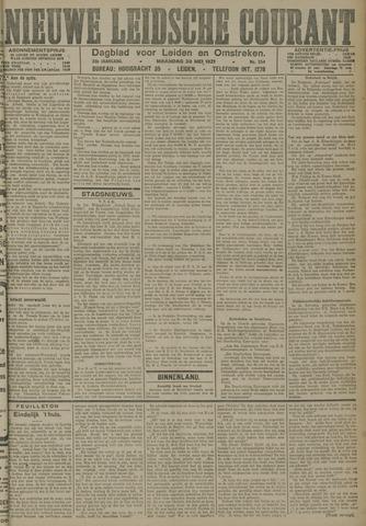 Nieuwe Leidsche Courant 1921-05-30