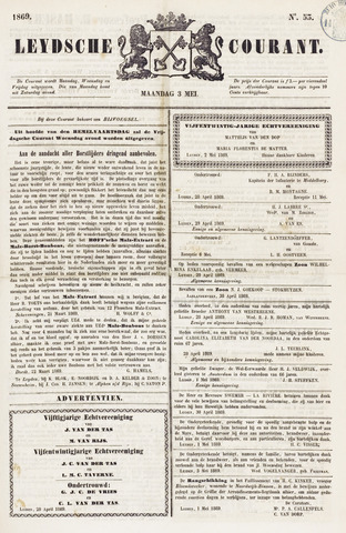 Leydse Courant 1869-05-03