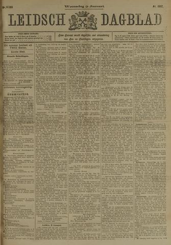 Leidsch Dagblad 1907-01-09