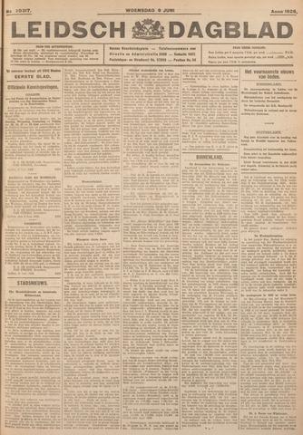 Leidsch Dagblad 1926-06-09