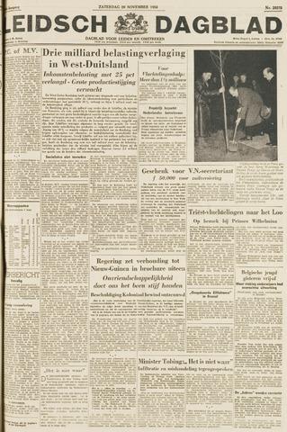 Leidsch Dagblad 1954-11-20