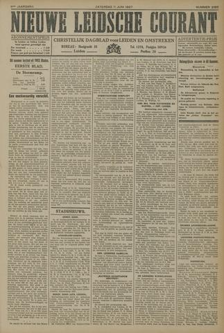 Nieuwe Leidsche Courant 1927-06-11