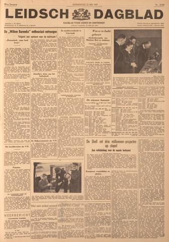 Leidsch Dagblad 1947-05-22