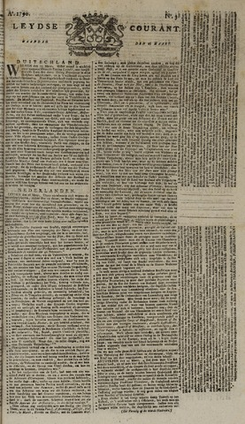 Leydse Courant 1790-03-29