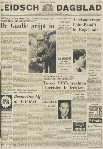 Leidsch Dagblad 1968-06-13