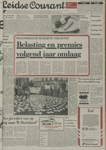 Leidse Courant 1985-01-31