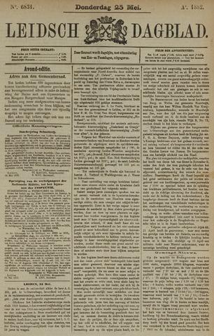 Leidsch Dagblad 1882-05-25