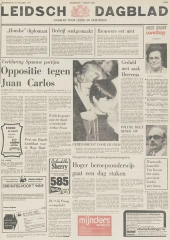 Leidsch Dagblad 1975-10-30