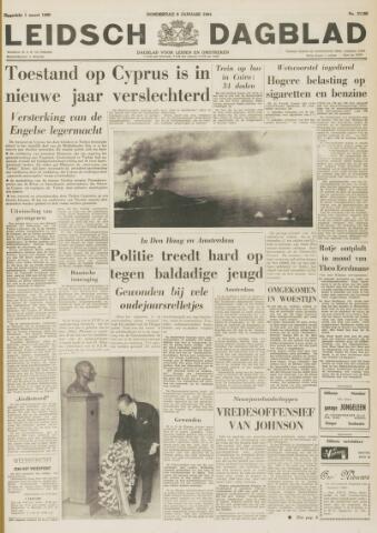 Leidsch Dagblad 1964