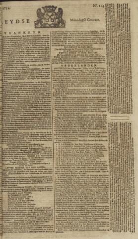 Leydse Courant 1754-09-23