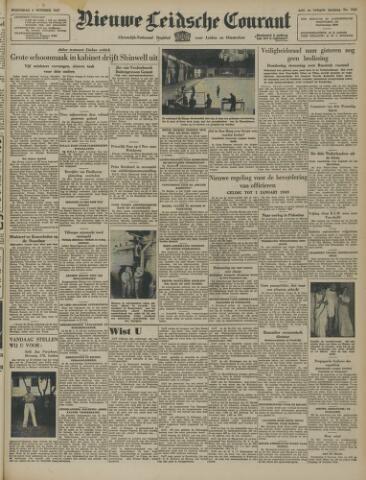 Nieuwe Leidsche Courant 1947-10-08