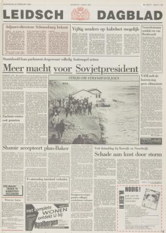 Leidsch Dagblad 1990-02-28