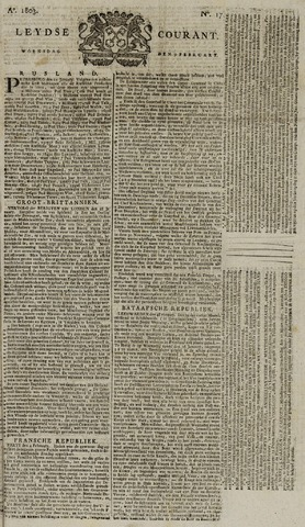 Leydse Courant 1803-02-09