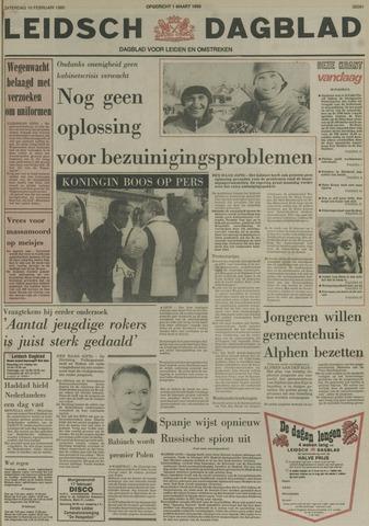 Leidsch Dagblad 1980-02-16