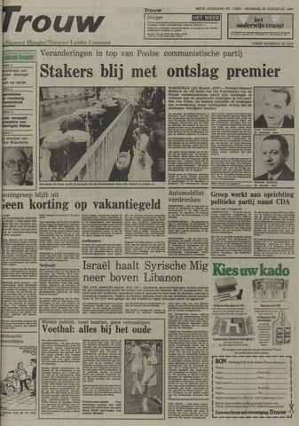 Nieuwe Leidsche Courant 1980-08-25