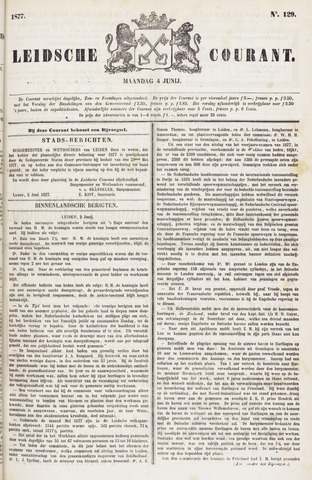 Leydse Courant 1877-06-04