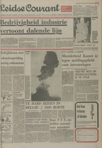 Leidse Courant 1975-02-20