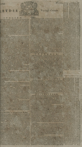 Leydse Courant 1743-08-30