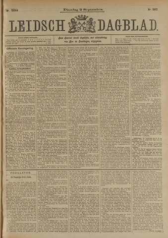Leidsch Dagblad 1902-09-02