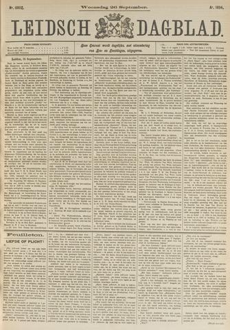 Leidsch Dagblad 1894-09-26