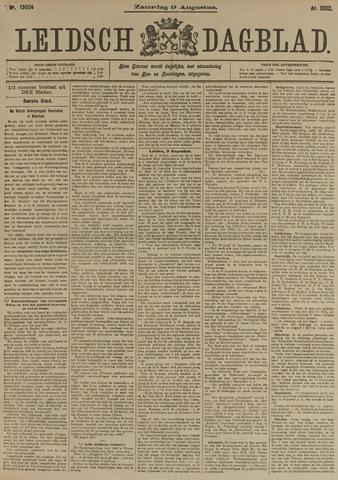 Leidsch Dagblad 1902-08-09