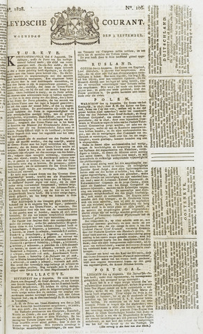 Leydse Courant 1828-09-03