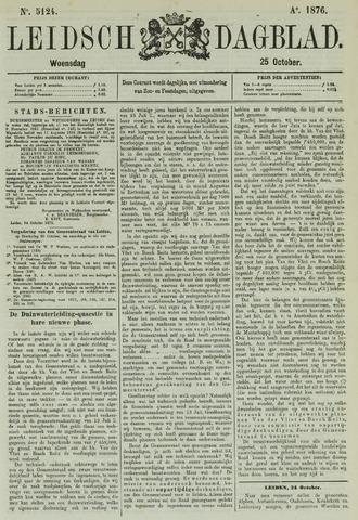 Leidsch Dagblad 1876-10-25
