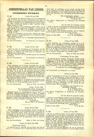 Handelingen van de Raad 1902-06-25