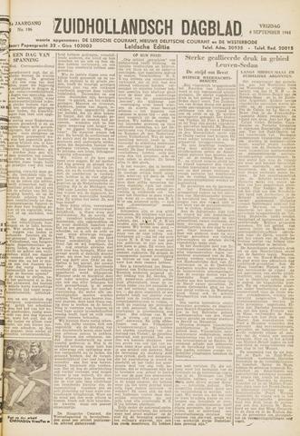 Zuidhollandsch Dagblad 1944-09-08
