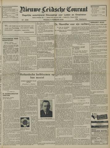 Nieuwe Leidsche Courant 1938-02-11