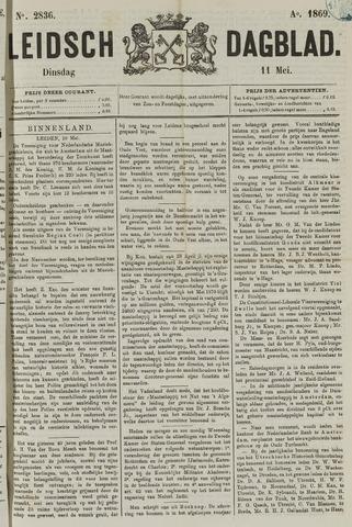 Leidsch Dagblad 1869-05-11