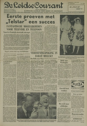 Leidse Courant 1962-07-11