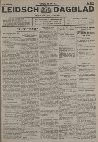 Leidsch Dagblad 1937-07-12