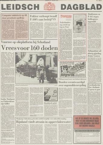 Leidsch Dagblad 1988-07-07