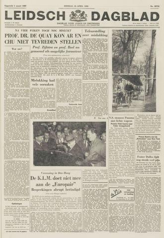 Leidsch Dagblad 1959-04-28