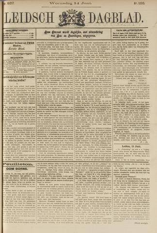 Leidsch Dagblad 1893-06-14