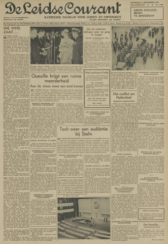 Leidse Courant 1948-09-11