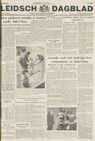 Leidsch Dagblad 1954-05-13