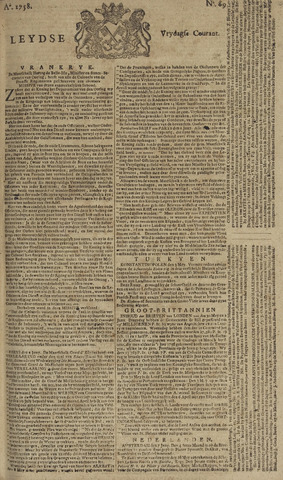 Leydse Courant 1758-06-09