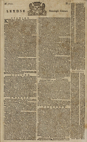 Leydse Courant 1752-01-17